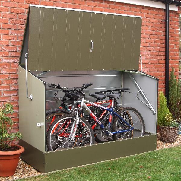 Outside Bike Storage Diy Sheds