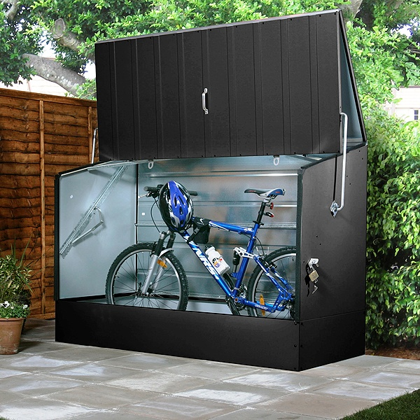 Trimetals Bicycle Store Shed Gbc Group