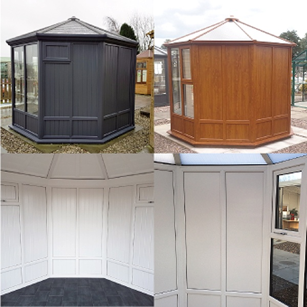 Nordic Buckingham Pavilion