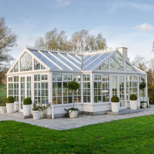Nordic Oxfordshire Orangerie