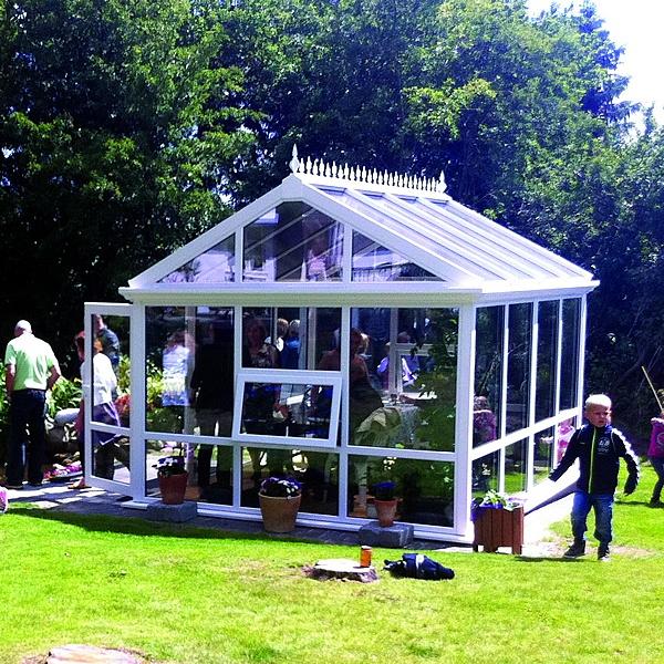 Nordic Somerset Orangerie