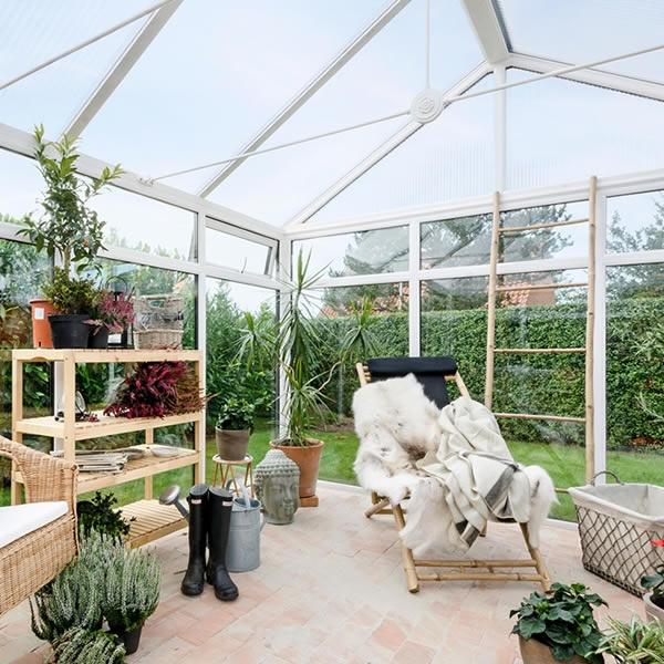 Nordic Sicily Orangerie