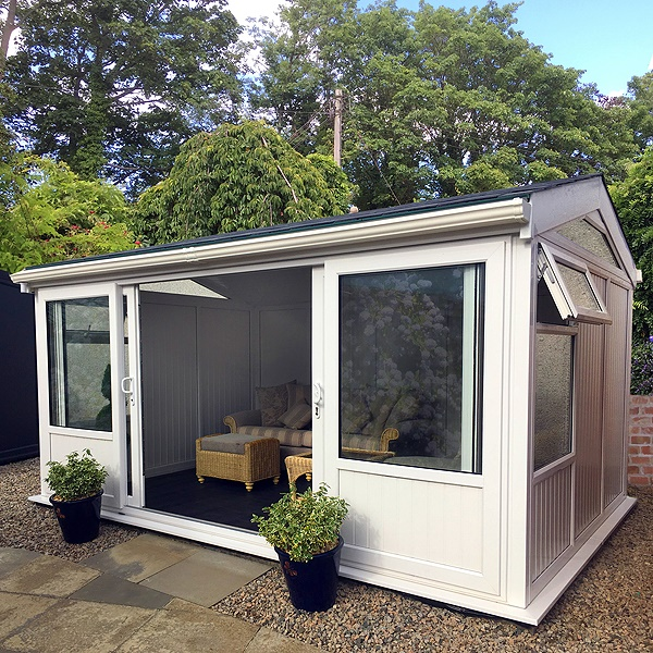 Nordic Greenwich Garden Office
