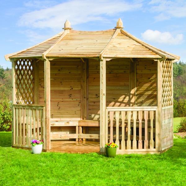 Stokesay Pavilion