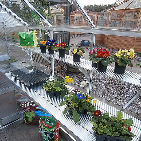Elite Propagation Greenhouse
