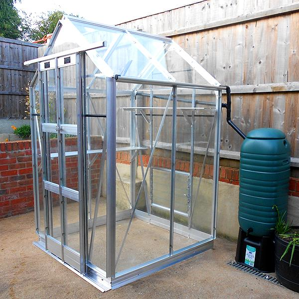 Elite Compact Greenhouse Gbc Group