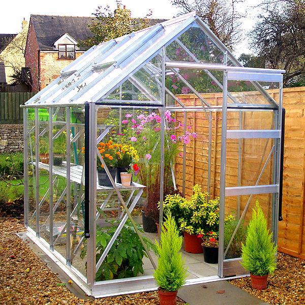 Elite High Eave Greenhouse