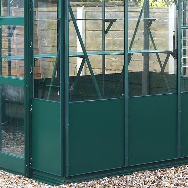 Elite Titan K800 Lean-to Greenhouse