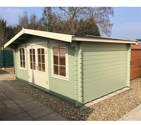 Lillevilla Raseborg Log Cabin