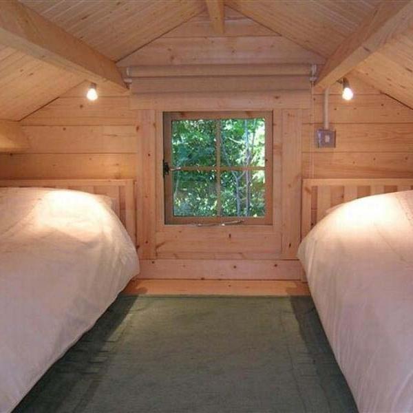 Lillevilla Liinmaa Log Cabin