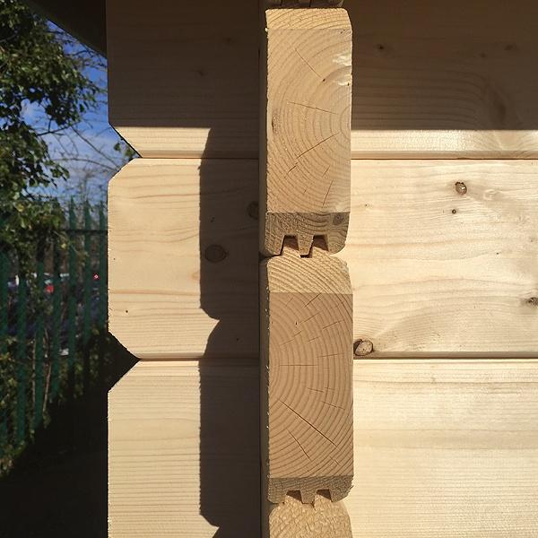 Lillevilla Hakoinen Log Cabin