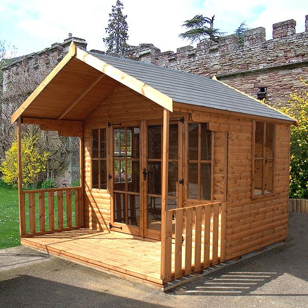 Fort Goodleigh Summer House