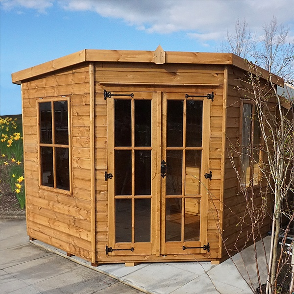 Fort Caradoc Summer House