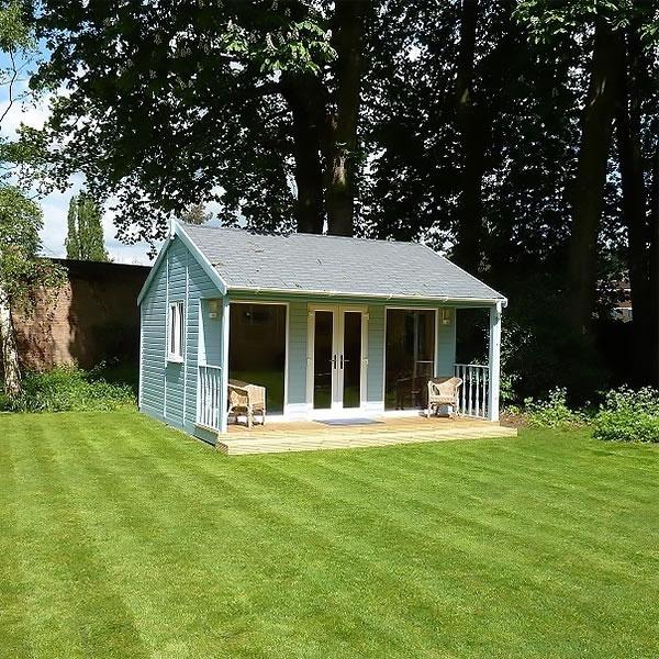 Wentworth Woburn Garden Room