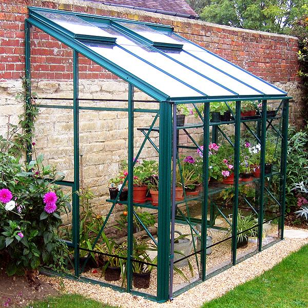 Robinsons Lean-To Greenhouse