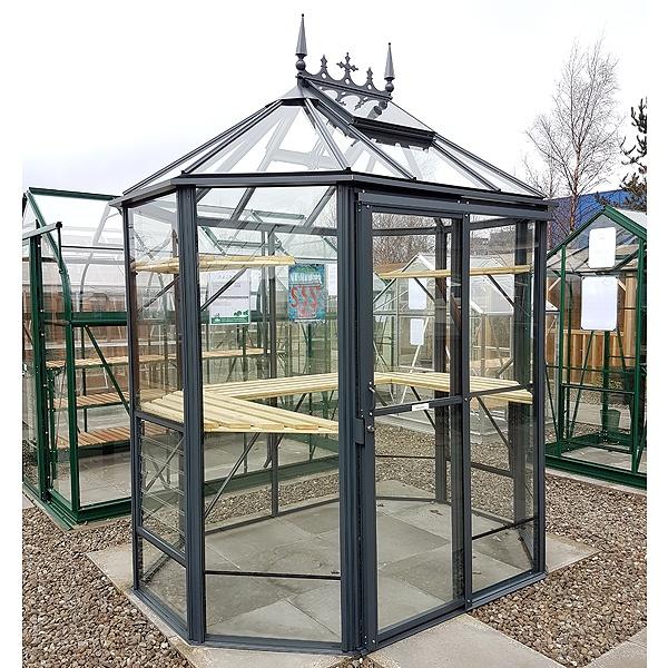 Robinsons Renaissance Octagonal Greenhouse
