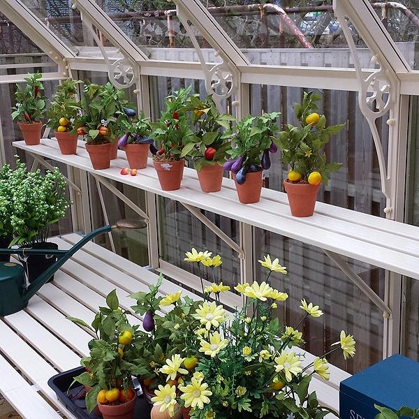 Robinsons Repton Greenhouse