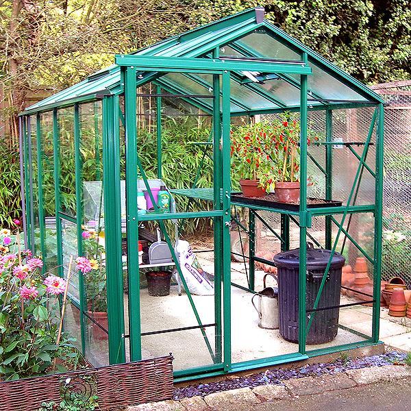 Robinsons Regent Greenhouse