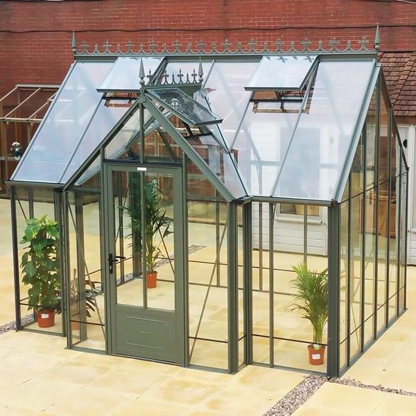 Robinsons Radley Greenhouse