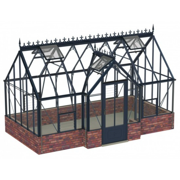 Robinsons Rushby Dwarf Wall Greenhouse