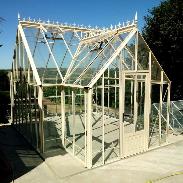 Robinsons Reicliffe Greenhouse