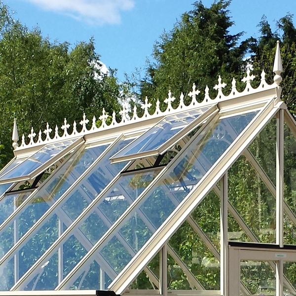 Robinsons Ranby Greenhouse