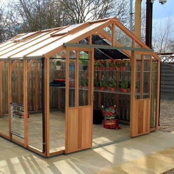 Alton Evolution TEN Greenhouse
