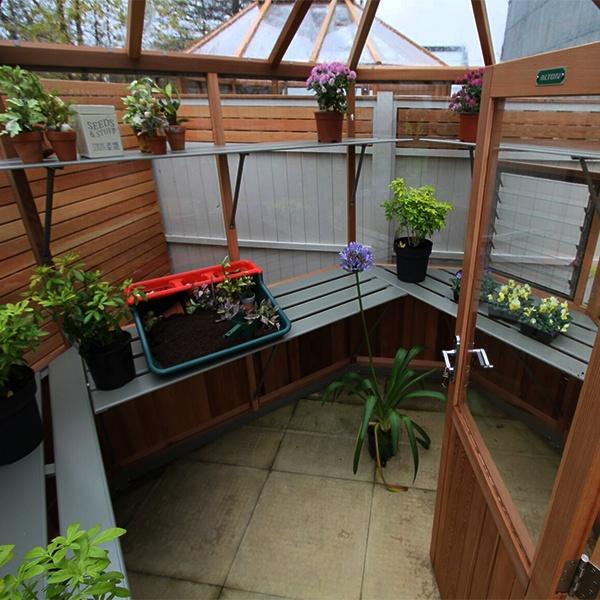 Alton Evolution Octagonal Greenhouse