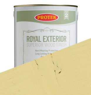 Protek Royal Exterior - Lemon Yellow
