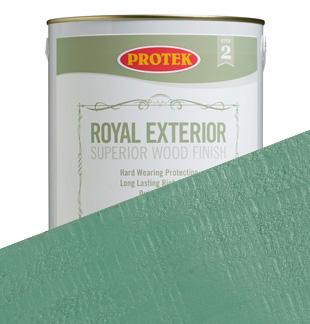 Protek Royal Exterior - Meadow Green