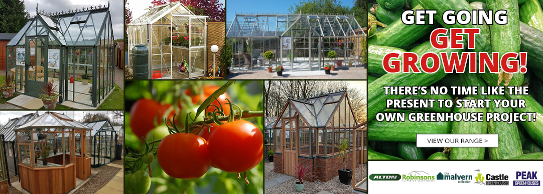 Get Going Get Growing | Greenhouses For Sale | GBC Buildings for Leisure
