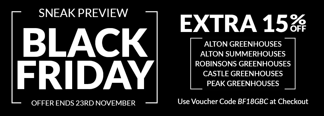 Black Friday Sneak Preview   Extra 15% OFF these buildings!