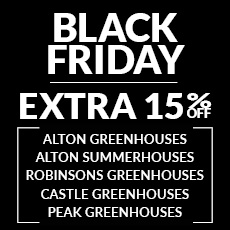Black Friday Preview Extra 15% OFF!