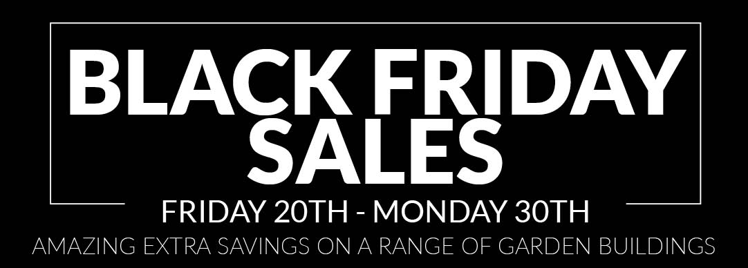 BLACK FRIDAY DEALS | GBC Buildings for Leisure
