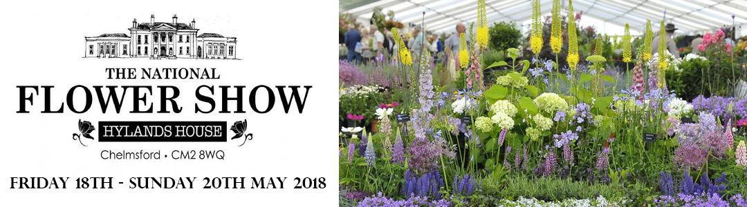 GBC Buildings for Leisure | We are exhibiting at the National Flower Show 2018 in Chelmsford!