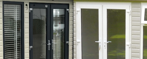 PVCu Window Colour Choices