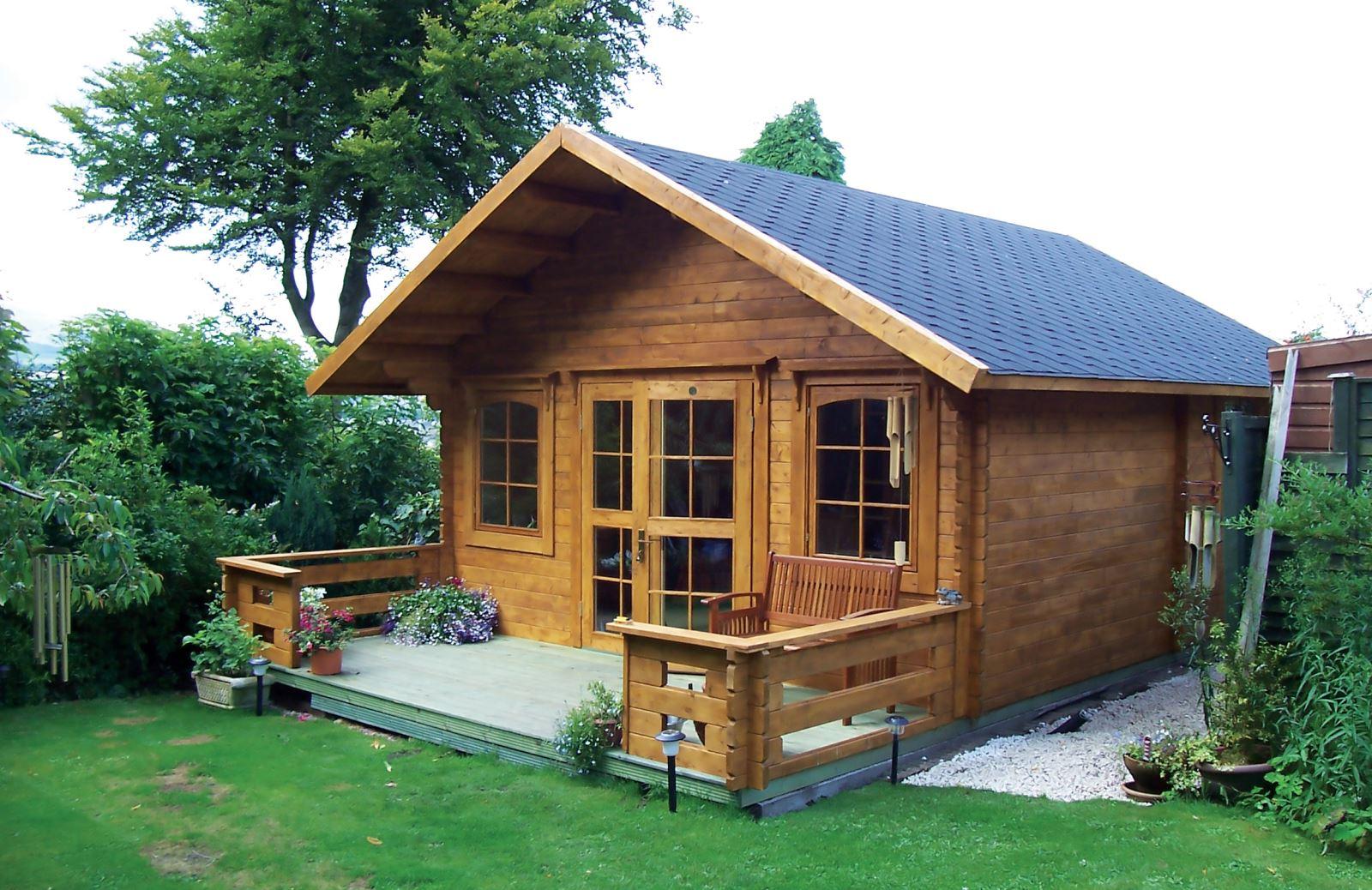 Lillevilla Kajaani Log Cabin