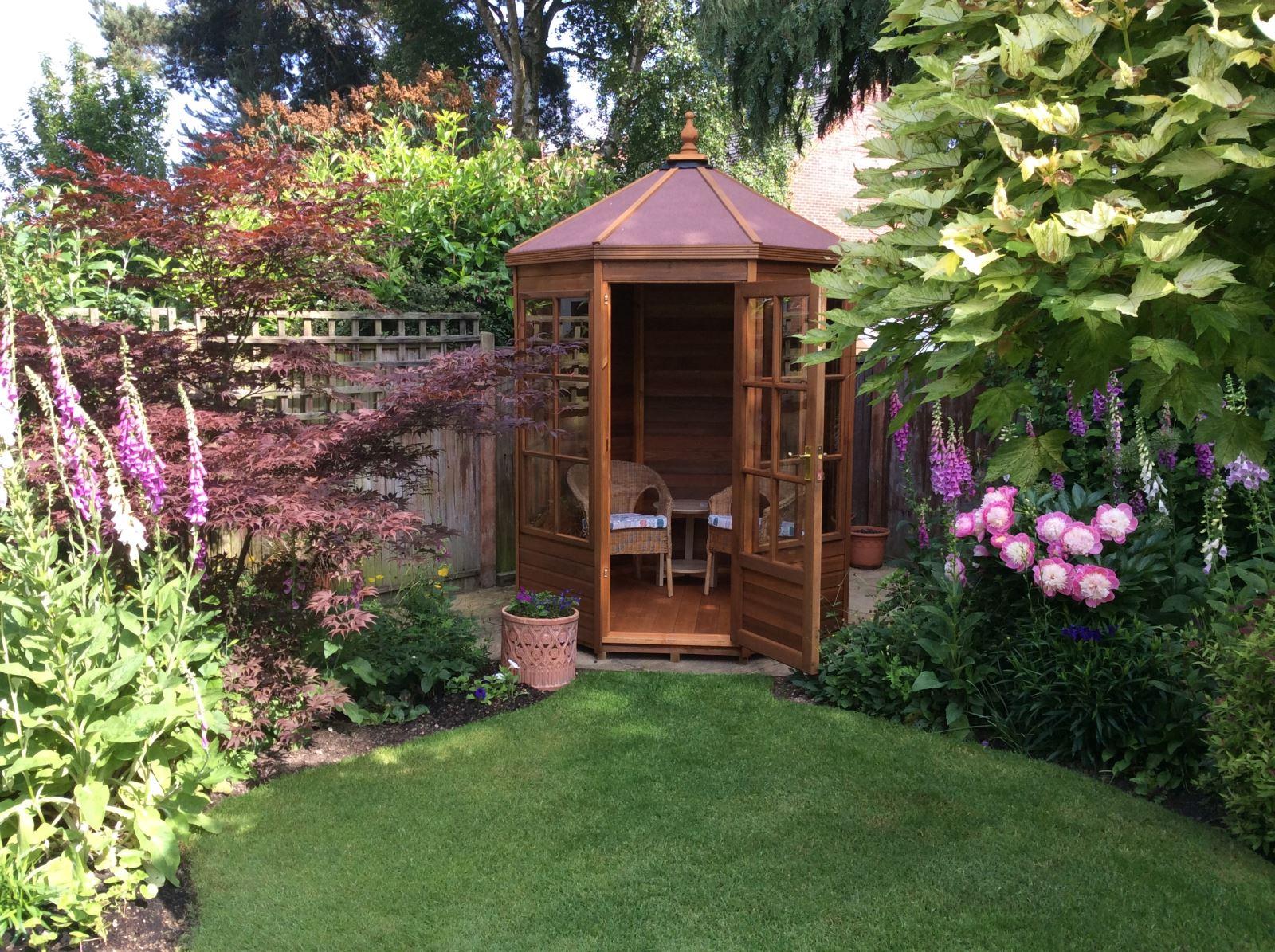 Countryside Octagonal Summer House