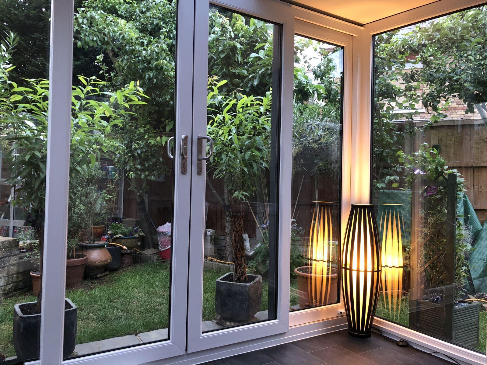 Nordic Manhattan Garden Room