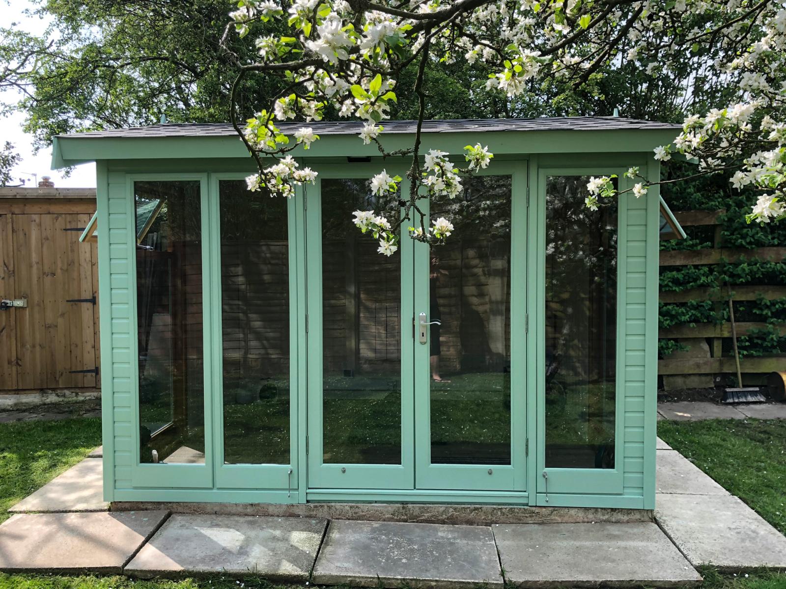 Garden Living Range - Sienna Pavilion