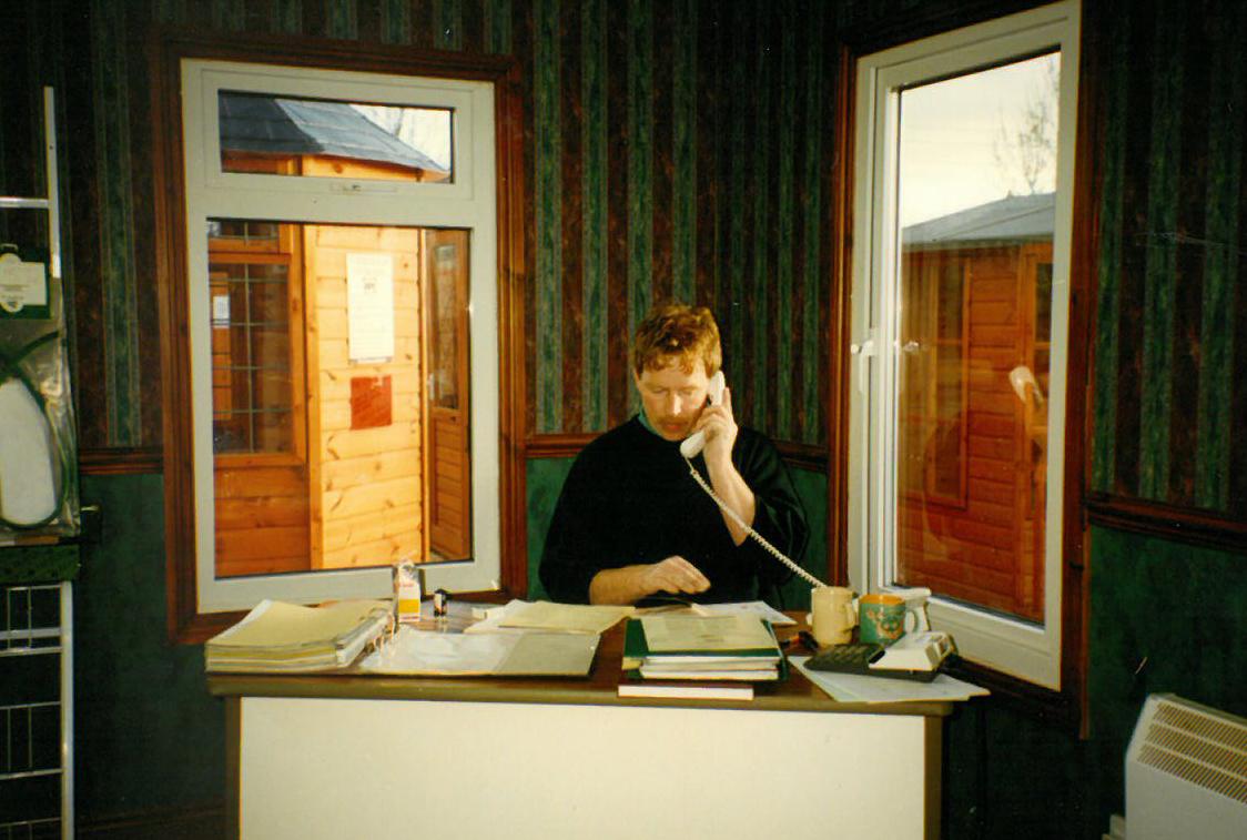 GBC sales office as per 1997!