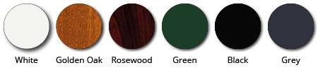 Nordic building colour options